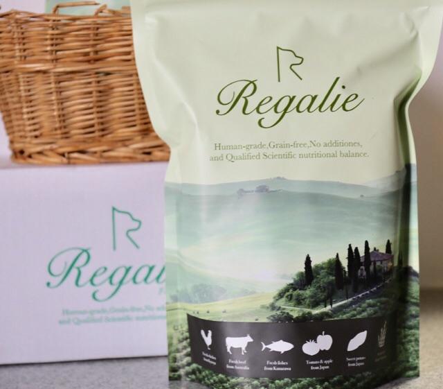 国産無添加ドッグフード「レガリエ」は4種の生肉、原材料と製造にこだわり抜いた最上級レシピ